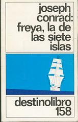Joseph Conrad, Freya la de las siete islas
