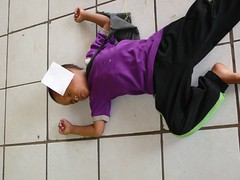 Kid sleeping (jolane) Tags: null thailand tz1 jolane