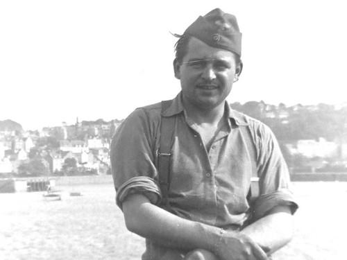 Robert Hebstreit II.WK , Guernsey