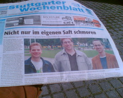 Henning in the news