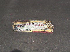 Toynbee Tile (Vidiot) Tags: 2001 nyc nycpb phonecam camphone tile dead crazy treo650 planet jupiter toynbee resurrect crazytalk