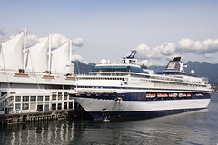Cruise (melkimmett12) Tags: vancouver seawall canadaplace coalharbour