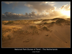 National Park Dunes of Texel - The Netherlands (Joop Snijder) Tags: travel sunset sunrise island nationalpark wadden sand dunes thenetherlands texel