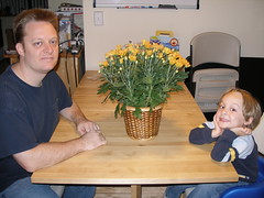 Halloween Flowers (soulcamp) Tags: flowers chris halloween spencer chrysanthemums
