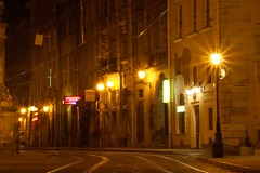 do you look for staringforward way? (Anatoliy Odukha) Tags: lviv nights lvivatnight