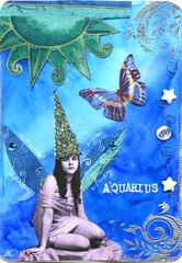 Aquarius fairy, la fée verseau