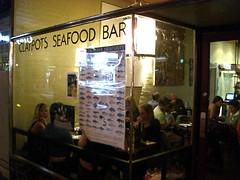 Claypots Seafood Bar