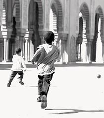 Casablanca - Mis amigos jugando