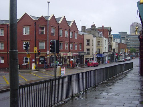 Stokes Croft, Bristol, 2006.