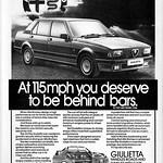 Alfa Romeo Giulietta Advert