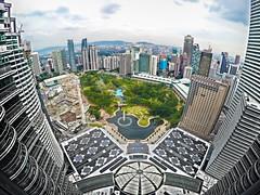 Petronas Towers (Cap'n Jules) Tags: malaysia kuala lumpur petronas tower twin kl