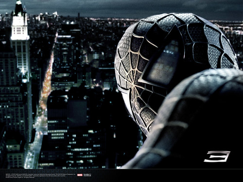 spiderman 3 and the city