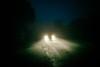 (Benedetta Falugi) Tags: car deep blue night light lights stret street headlights fog sardegna winter mood moody melancholia nostalgic benedetafalugi wwwbenedettafalugicom