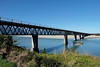 Haast River Bridge (syf22) Tags: newzealand downunder kiwi travel vacation holiday water river lake bridge crossing frame steel structure long straight construction road transport