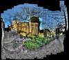 The Park Steps, Nottingham (ldjldj) Tags: park steps nottingham nottinghamshire hockney david joiner panograph photomontage tree trees