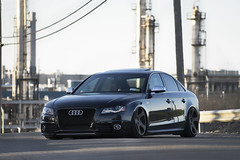 Photographer @kmcguckin Owner @jkrahe on IG (K McGuckin) Tags: nissan audi s4 350z airlift bagged fitment slammed roti rotiform gmrwheels vrwheels stancenation stanceworks stance stanced sony 70200f4 70200g a7ii sonya7ii sonyalpha z33 rocketbunny crowncarboncrafting chargespeed convertible