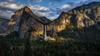Spring Color in Yosemite (Jeffrey Sullivan) Tags: national park yosemitenationalpark yosemitevalley yosemitevillage mariposacounty california usa nature landscape canon photo copyright 2017 jeff sullivan may allrightsreserved wwwjeffsullivanphotographycom bridalveil fall rainbow astrophotography tpe yosemite photomatix hdr