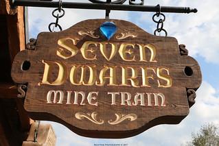 Seven Dwarfs Mine Train   Walt Disney World Resort