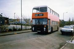 Returning home (John Everill) Tags: bristolvr maypole druidsheath birmingham 51y 50y shenington tysoe alcester smiths bus yourbus mgr674p