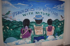 Street Art Chiang Mai (MYounger14) Tags: nature streetart chiangmai thailand