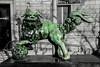 Museum Dogg East (mysunsin) Tags: gargoyle grotesque dog