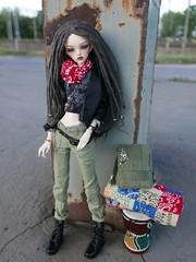 on the way (frigida66) Tags: bjd dollchateau