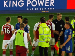After the match (lcfcian1) Tags: leicester city lcfc afc arsenal king power stadium football sport epl bpl leicestercity arsenalfc leicestervarsenal kingpowerstadium premier league premierleague stadia harrymaguire 31 9518 leicestercity31arsenal9518