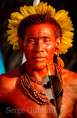 Araweté - Para (pguiraud) Tags: araweté sergeguiraud jabiruprod indiens indios povosindigenas ethnies tribus peuples tribes amazonie amazonia amazon coiffeindienne peinturescorporelles