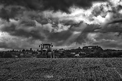 untitled - 24 Apr 2018 - 66 (ibriphotos) Tags: stirling college exhibition portfoliopreparation tractor stirlingcastle forthvalleycollege