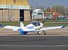 G-BWZG Robin R.2160 (SteveDHall) Tags: aircraft airport aviation airfield aerodrome aeroplane airplane lightaircraft generalaviation ga blackpool blackpoolairport 2018 gbwzg robin r2160 robinr2160