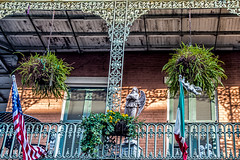 Veranda's of New Orleans - 3 (AaronP65 - Thnx for over 13 million views) Tags: neworleans louisiana unitedstates us