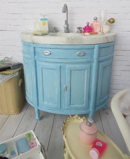 2. Bathroom sink
