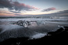 Diamond Beach (B o t o n d) Tags: diamondbeach ice beach volcanic glacial lagoon longexposure sunset dusk fujifilm xt2 seascape seashore sea ocean