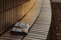 Morning Paper (bady_qb) Tags: sunshine sony sonyalpha sonya7ii a7ii hongkong hongkon cultural central 85mm