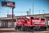 Railfan ExXxotica (dscharen) Tags: franklinpark illinois trains soo sooline xxx exotica exxotica signs standardcab emd