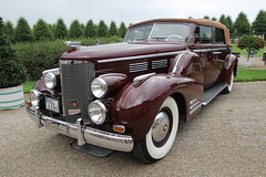 Cadillac Series 75 Fleedwood Convertible Sedan (1938) (Mc Steff) Tags: cadillac series 75 fleedwood convertible sedan 1938 cabrio cabriolet classicgalaschwetzingen2017