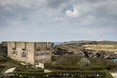 Fort Sarah Bernhardt (dfouchs) Tags: belle île bretagne morbihan pointe des poulains sony alpha 77