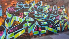 Sabeth... (colourourcity) Tags: streetart streetartaustralia streetartnow graffiti melbourne burncity awesome colourourcity nofilters original walkingthestreets burner sabeth sabs siloet