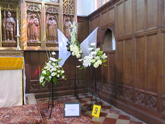 Monday, 7th, Angel IMG_7757 (tomylees) Tags: stmary flowerfestival bocking essex may 7th 2018 monday bankholiday project 365