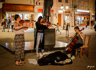 Game of Thrones Theme Street Performers String