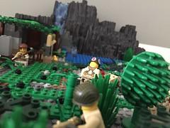 Early morning ambush (brickbro8) Tags: lego citizen brick brickarms ww2 german ambush