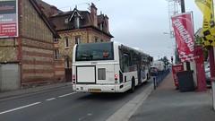 Transdev TVO Irisbus Citelis Line 91 EBS 95 n°6002 (couvrat.sylvain) Tags: transdev tvo rbus irisbus agora line bus autobus cormeilles en parisis argenteuil