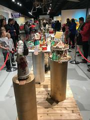 Festival of Trees 2017 Gingerbread Houses (daryl_mitchell) Tags: winter 2017 saskatoon saskatchewan canada xmas festivaloftrees wdm western development museum gingerbread house