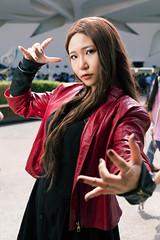 Wanda Maximoff - Scarlet Witch (Darkside ‧ Photography) Tags: pf28 portrait cosplay sigma50art demi mola