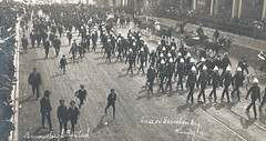 Decoration Day Parade on Main Street, 1905 (vintage.winnipeg) Tags: winnipeg manitoba canada vintage history historic parade