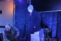 Falkland - The War The World Forgot - Pittsburgh Fringe 2018 (Tasty Monster Productions) Tags: tastymonsterproductions heather bagnall luke tudball falkland pittsburgh fringe
