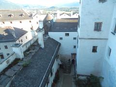 Salzburg, Castle Hohensalzburg, Schloßbastei [28.08.2014] (b16aug) Tags: altstadt austria aut geo:lat=4779528612 geo:lon=1304754167 geotagged salzburg