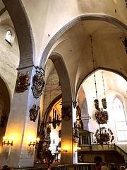 St. Mary's Cathedral, Tallinn, Estonia (dimaruss34) Tags: newyork brooklyn dmitriyfomenko image estonia svetlanafomenko tallinn oldtown church cathedral stmaryscathedral coatofarms