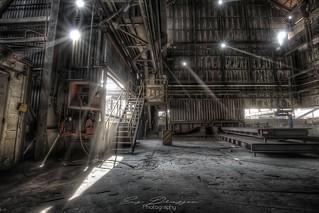 Abandoned Blast Furnace