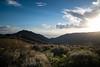 Overlook (joshhansenmillenium) Tags: nikond5500 d5500 emigrationcanyon emigration canyon utah salt lake city saltlakecity photography tamron hiking mountains clouds dog westie hikingdog adventure sunset sunsets